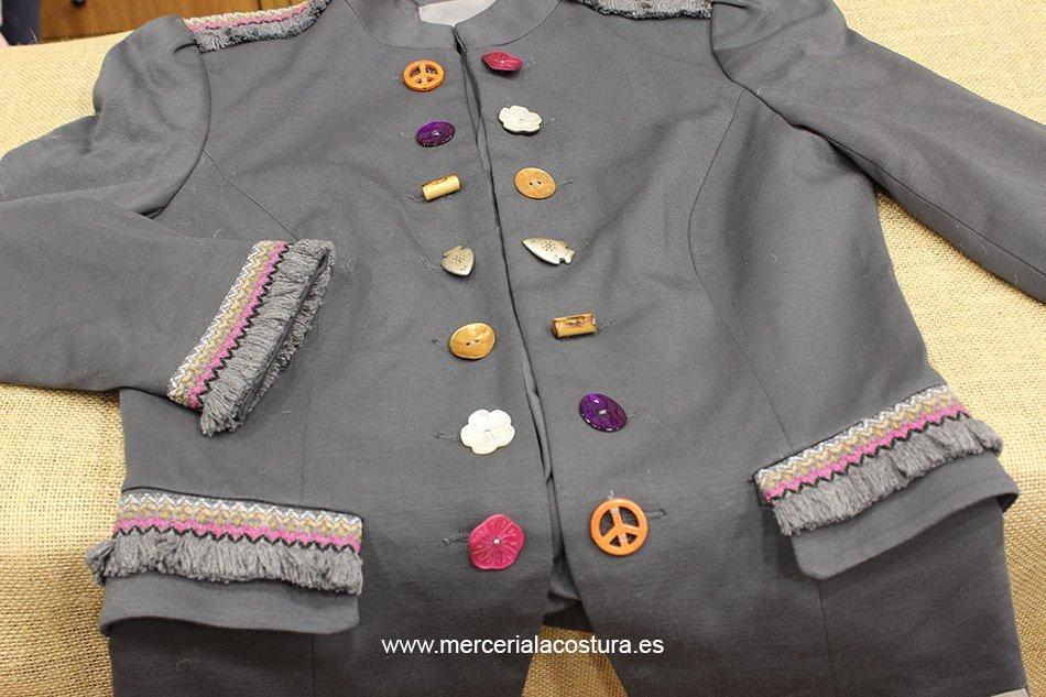 Blazers customizadas
