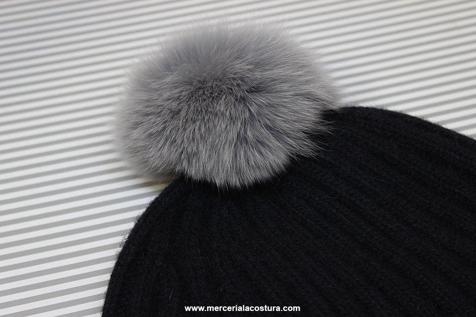 merceria-la-costura-pompon-gris-conejo