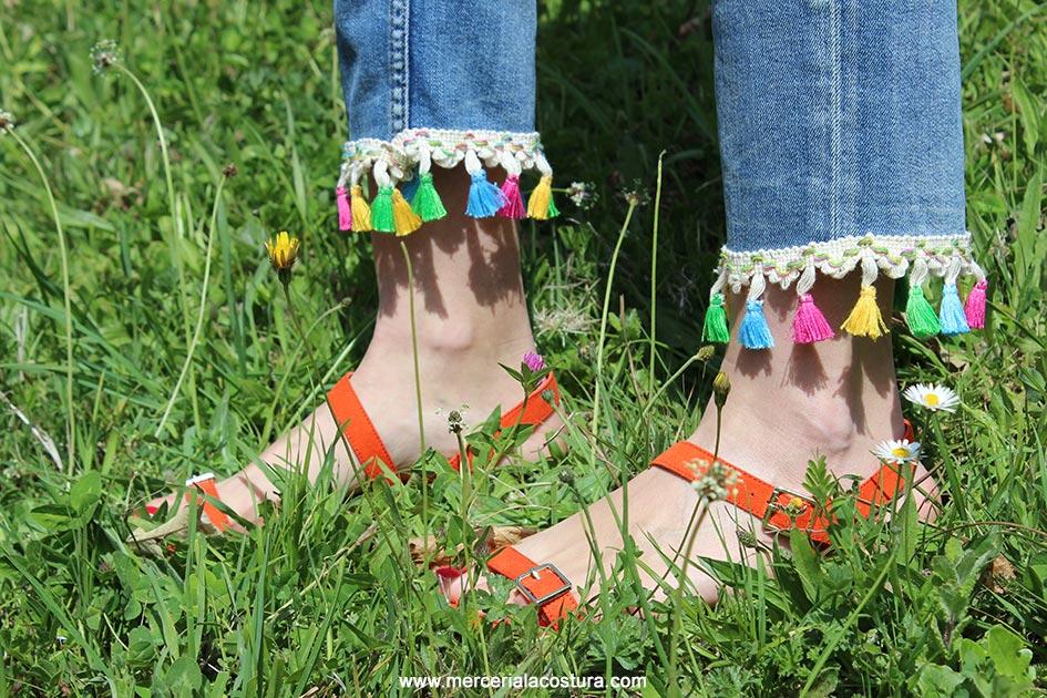 bajos-vaquero-pantalon-borlones