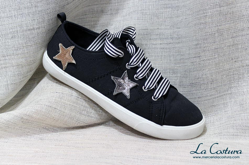 customizar-zapatillas-parches-pegatinas-cordones