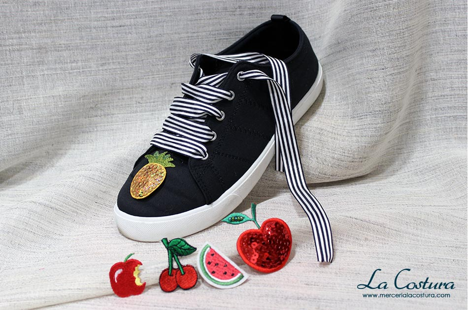 customizar-zapatillas-parches-pegatinas