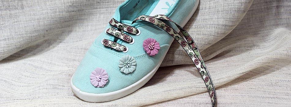 Propuestas para personalizar tus zapatillas