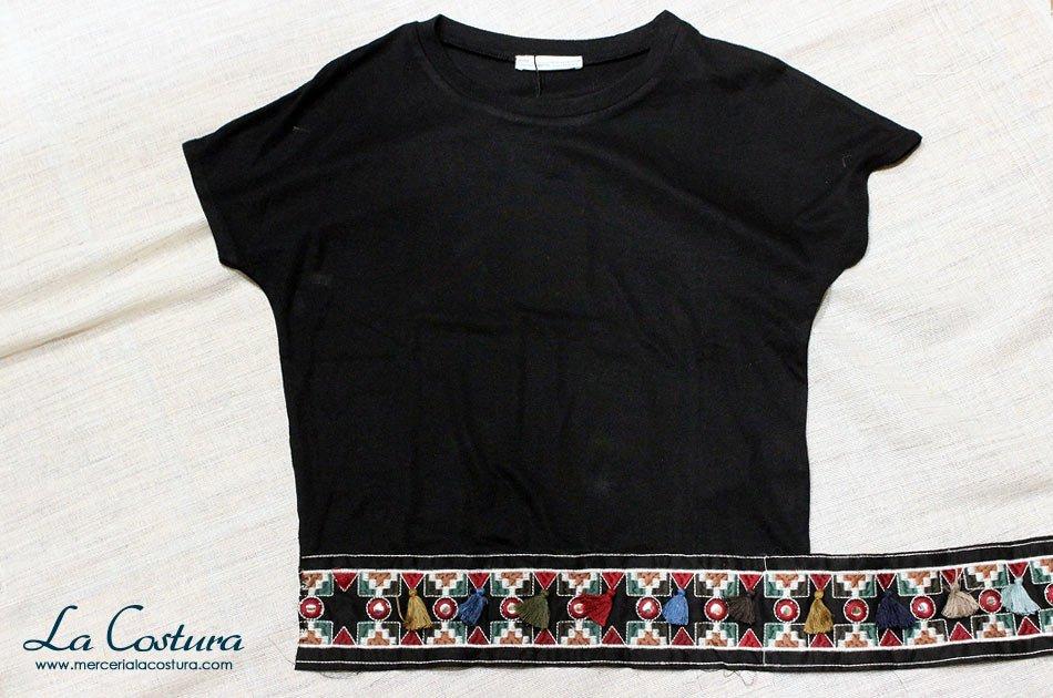 alargar-camiseta-top-crop-negra-tapacosturas