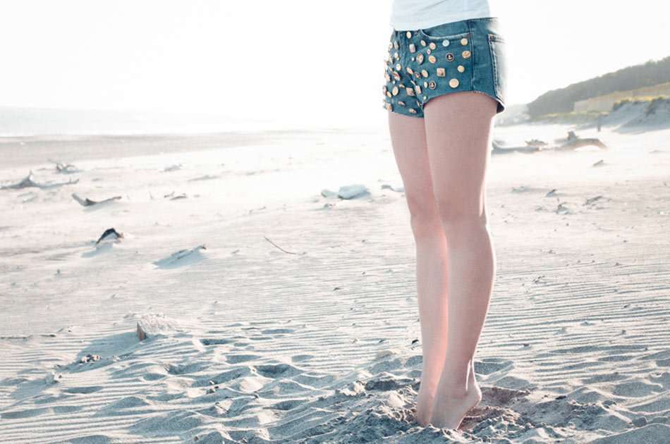 shorts-botones