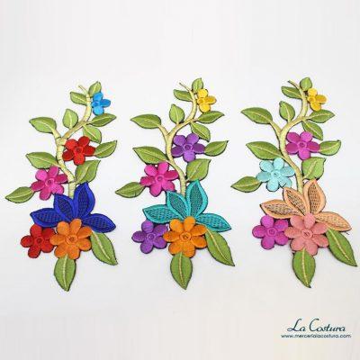 parche-flores-multicolor