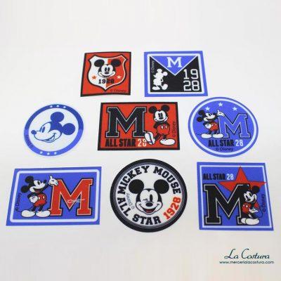 parche-mickey-mouse-azul-y-rojo