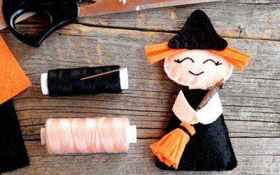 Un halloween de mercería