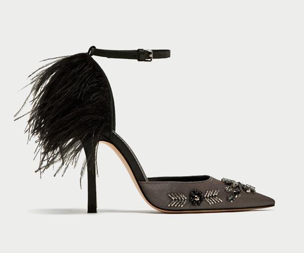 zapato-plumas-pedreria