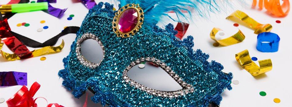Accesorios para lucir disfraz en carnaval (Parte I)