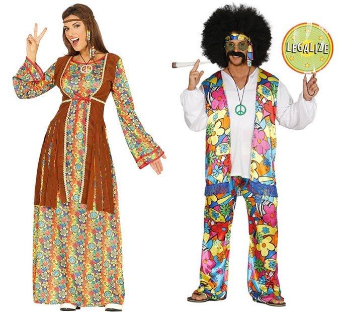 carnaval-disfraz-hippie