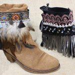 7 propuestas DIY para customizar tus botas