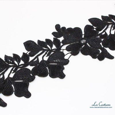 Guipure de flores