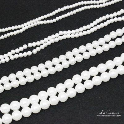 Tiras de perlas