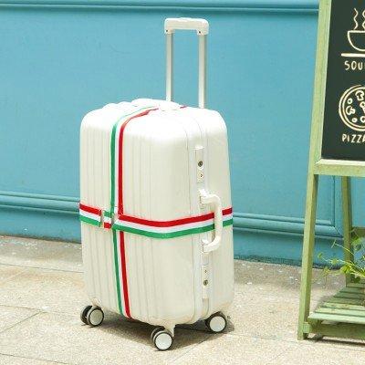 Cinturón ajustable elástico para proteger maleta