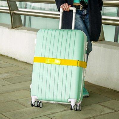 Correa ajustable elástica para proteger maleta