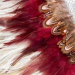 6 maneras de aplicar plumas a tus prendas y accesorios
