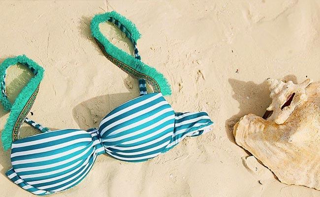 20 ideas DIY para renovar los tops de tus bikinis