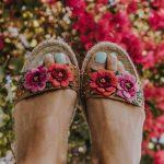 12 maneras de customizar tus alpargatas y sandalias