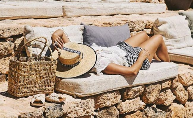 15 ideas para customizar tus accesorios de playa