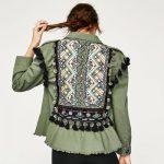 10 maneras de personalizar tus chaquetas de entre tiempo
