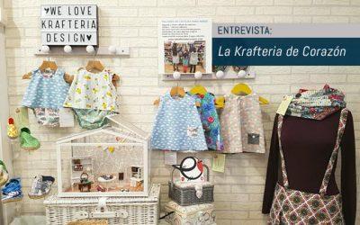 La Kraftería de Corazón: prendas únicas, alegres y coloristas
