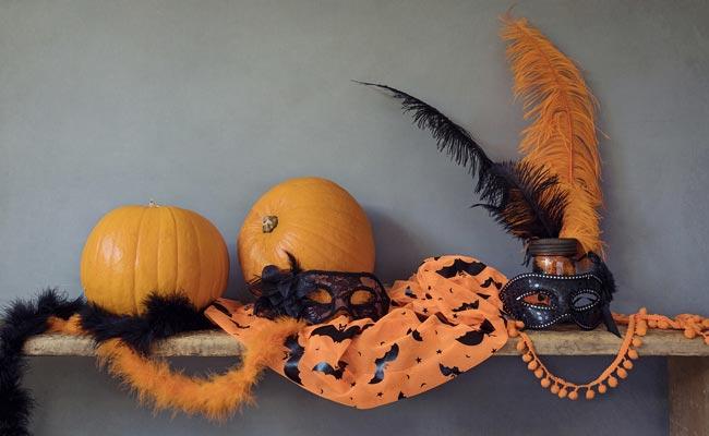 Ideas DIY de última hora para disfrazarte en Halloween