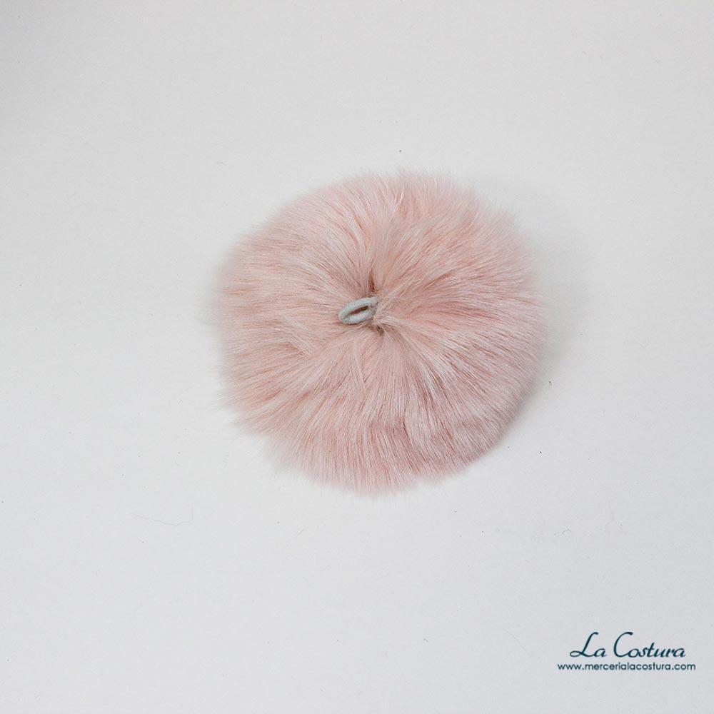 Pompones de pelo zorro - Mercería La Costura 24387359daef