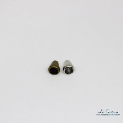 Tapanudos símil metal 1,5 cm