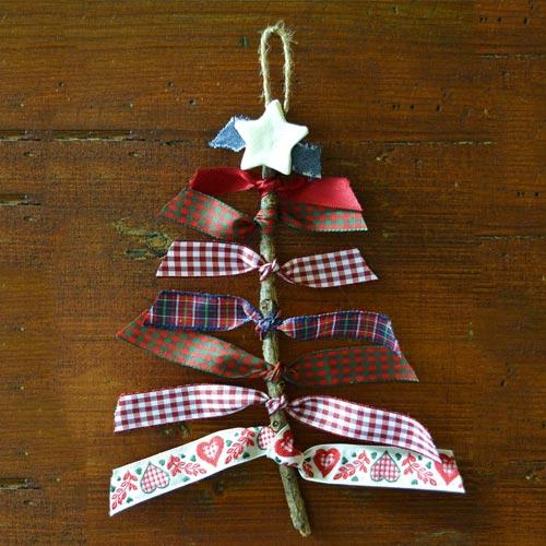Elemento decorativo para árbol de Navidad