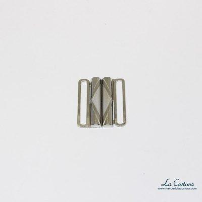 Hebilla metal cilindro