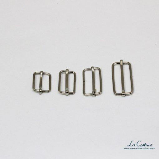 Hebillas reguladoras metal