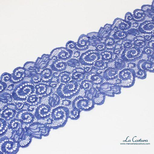 Puntilla elástica espiral 15 cm
