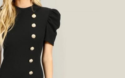 8 propuestas para decorar tus prendas con botones joya