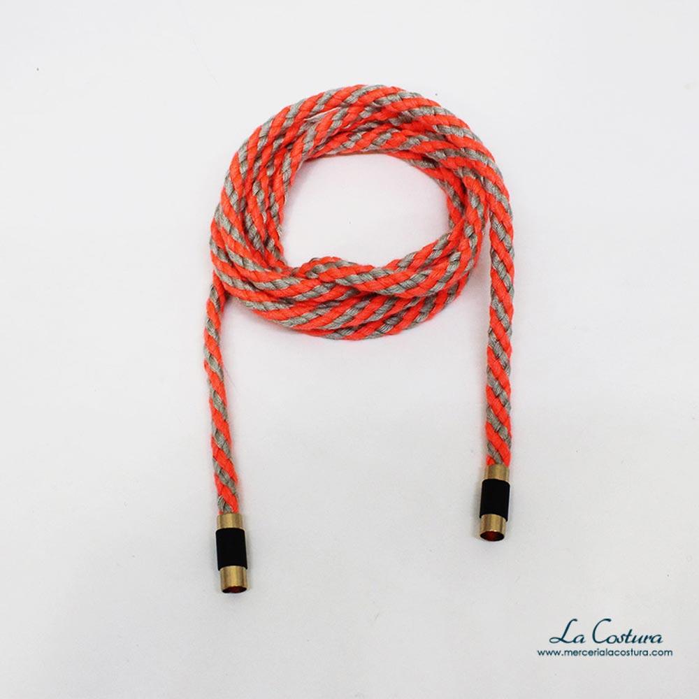 9f2477413 Cordón doble con remate - Mercería La Costura