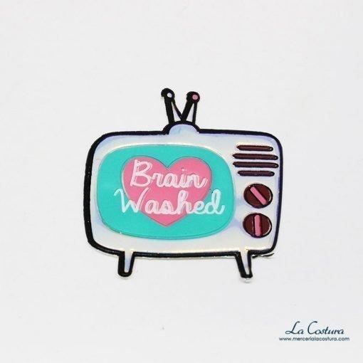 parche-relieve-television-vintage