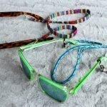 Cómo hacer un cuelga gafas molón