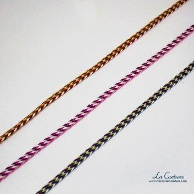 cordon-algodon-verde-naranja-rosa