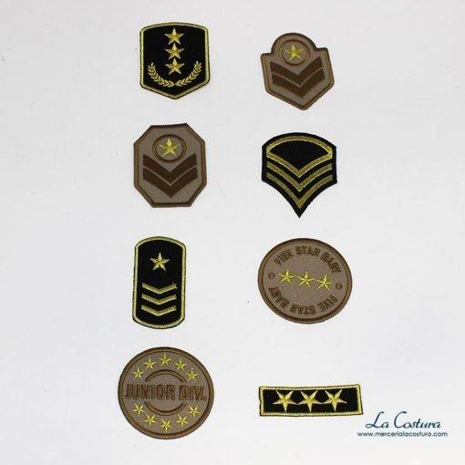 parches-militares