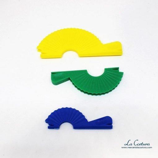 set-discos-hacer-pompones-colores-utiles-costura