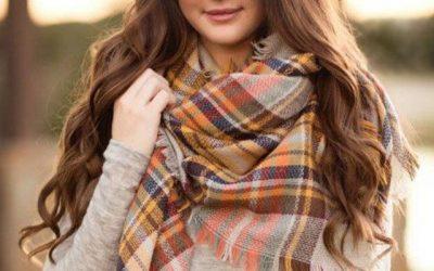 Cómo crear bufandas y cuellos originales