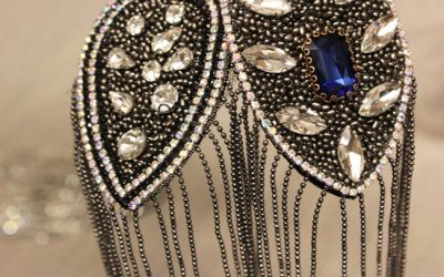 Apliques para customizar vestidos de Nochevieja