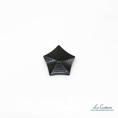 boton-madera-tela-de-arana-negro