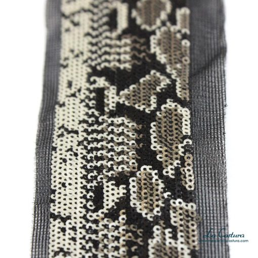 cinta-de-lentejuelas-estampado-serpiente-detalles