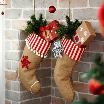 decoracion-hogar-navidad-calcetines-TELASACO