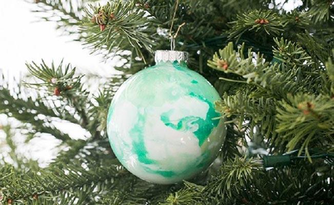DIY Decoración navideña: adornos Navidad