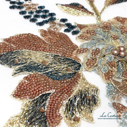 parche-flor-con-lentejuelas-y-tul-naranja-detalles