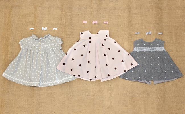 Telas con las que hacer ropa para bebés