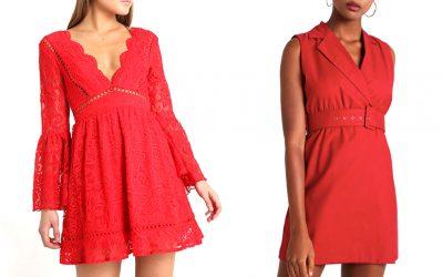 8 vestidos románticos para llevar este San Valentín