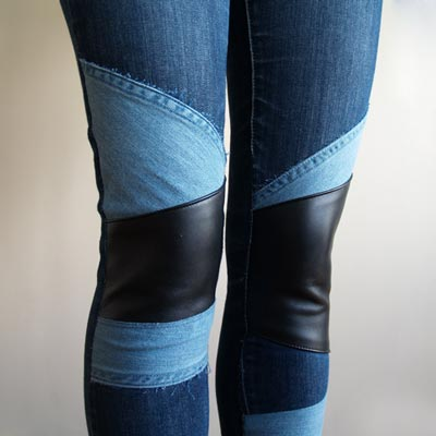 como-customizar-prendas-vaqueras-vestido-jean-polipiel