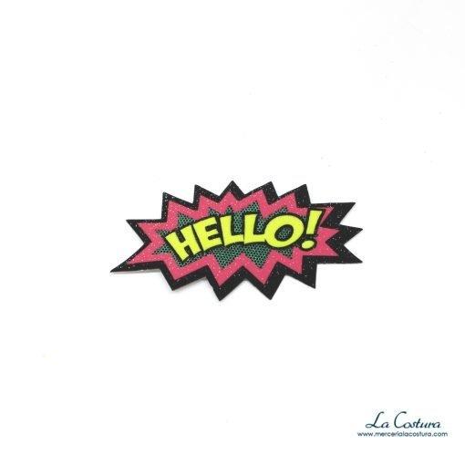 parche-hello-con-relieve